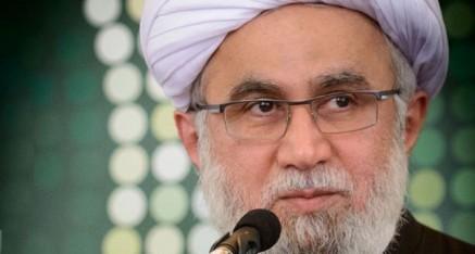 Grußwort Ayatollah Dr. Ramezanis
